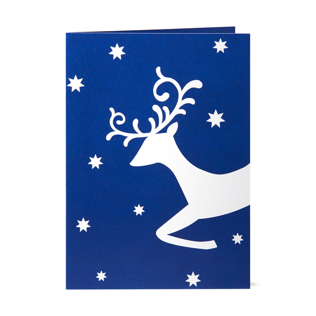 Christmas Eve Holiday Cards in color