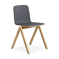 Upholstered Copenhague Chair in color