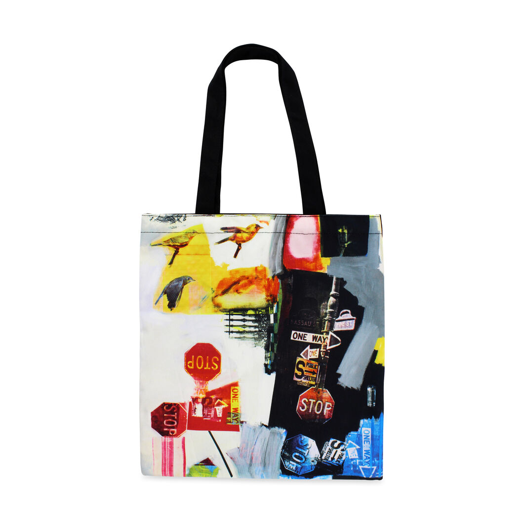 Rauschenberg Overdrive Tote in color