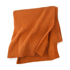 Flame Fleece Scarf in color
