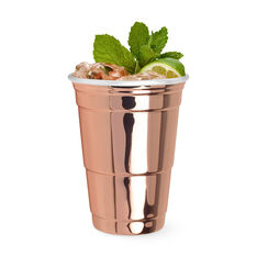 Copper Party Cup in color