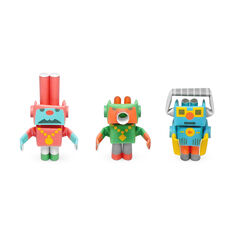 Piperoid Robots in color