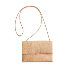 """Plywood"" Shoulder Bag in color"