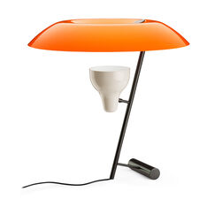 Model 548 Table Lamp  Orange in color Orange
