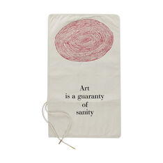 Louise Bourgeois: Brush Roll in color