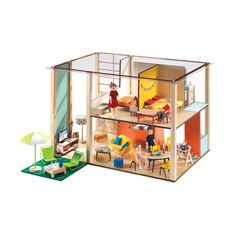 Cubic Dollhouse in color