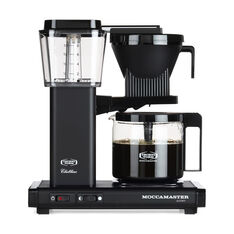 Technivorm Moccamaster KBG Coffee Brewer- Black in color Black