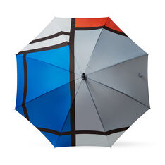 Mondrian Stick Umbrella in color