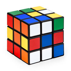 Rubik's Cube in color