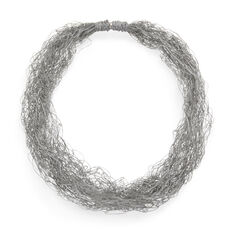 Nebula Necklaces in color Gray