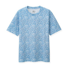 UNIQLO Sol LeWitt Blue Scribbles T-Shirt in color