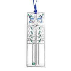 Waterlilies Bookmark in color