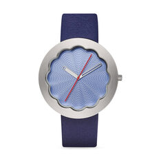 Scallop Watch - Blue in color Blue