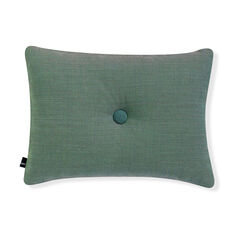 HAY Dot Cushion - Lime Surface in color Lime