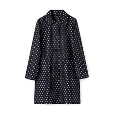 Dot Raincoat in color
