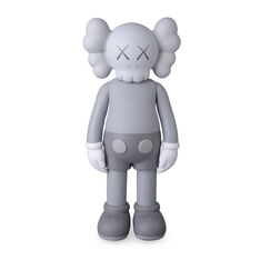 KAWS COMPANION Full Body Gray in color
