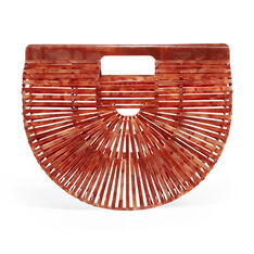 Red Ark Handbag in color