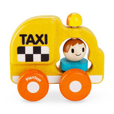 Taxi Toy in color