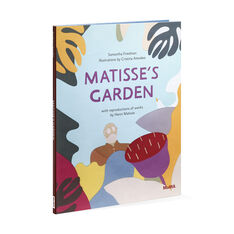 Matisse's Garden Children's Book in color