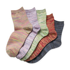 MUJI Recycled Sock in color Multi