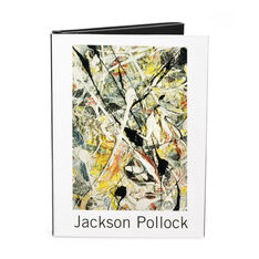 Jackson Pollock Note Card Box in color