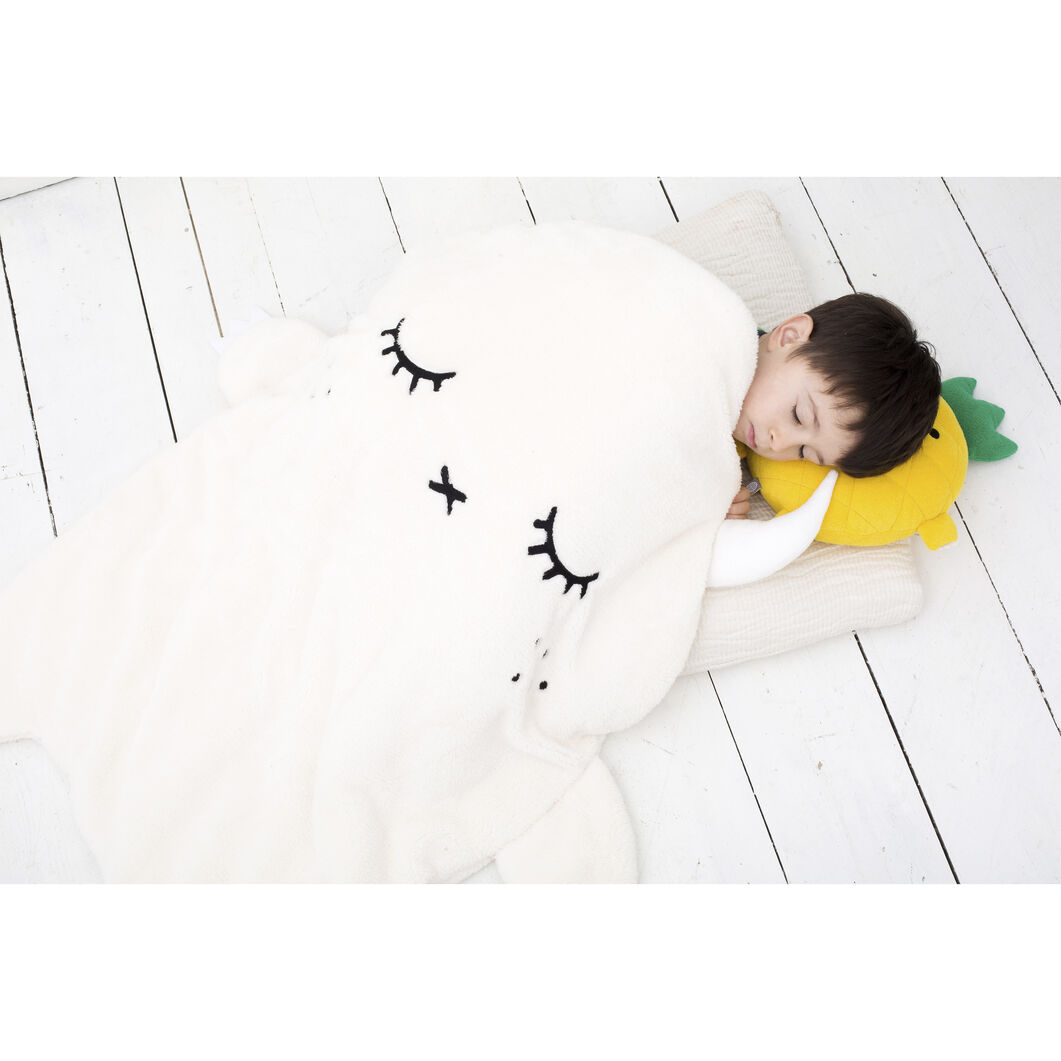 Ricepuffy Blanket in color