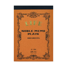 Life Small Noble Notebook in color