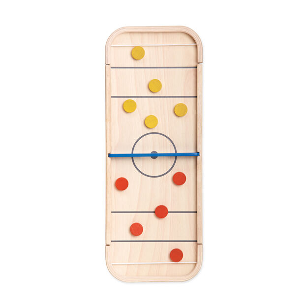 2-in-1 Shuffleboard Game in color