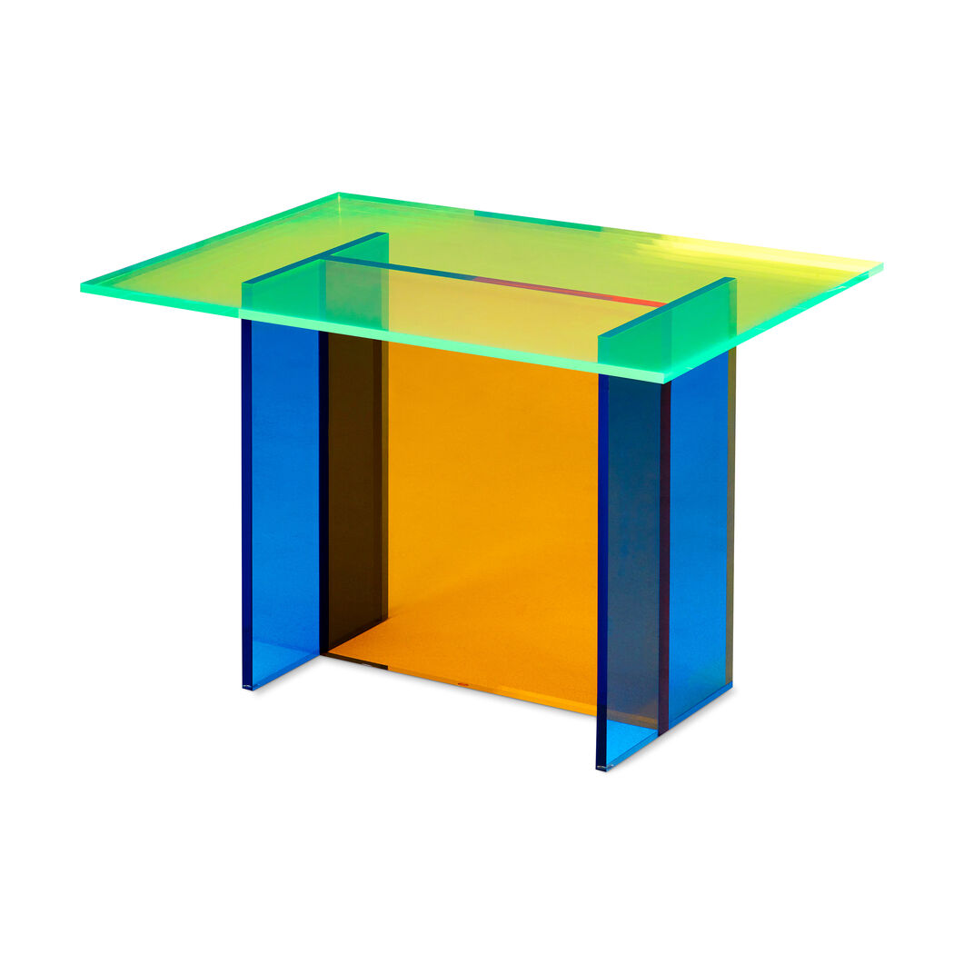 Neon Side Table in color