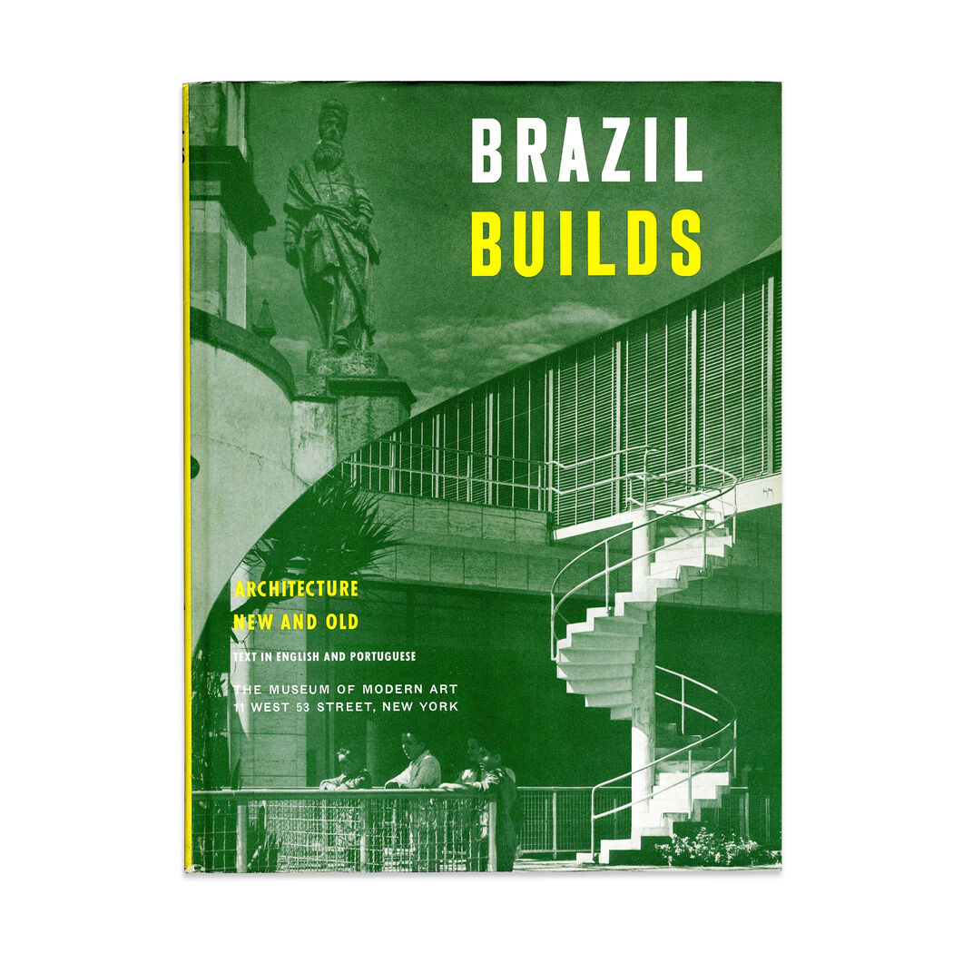 Brazil Builds: Architecture New & Old (2nd Edition Revised) - Hardcover in color