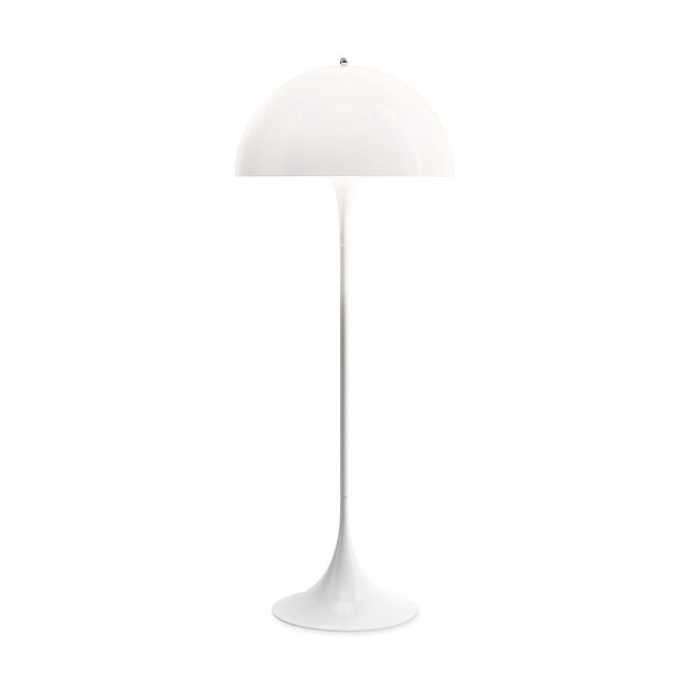 Panthella Floor Lamp in color