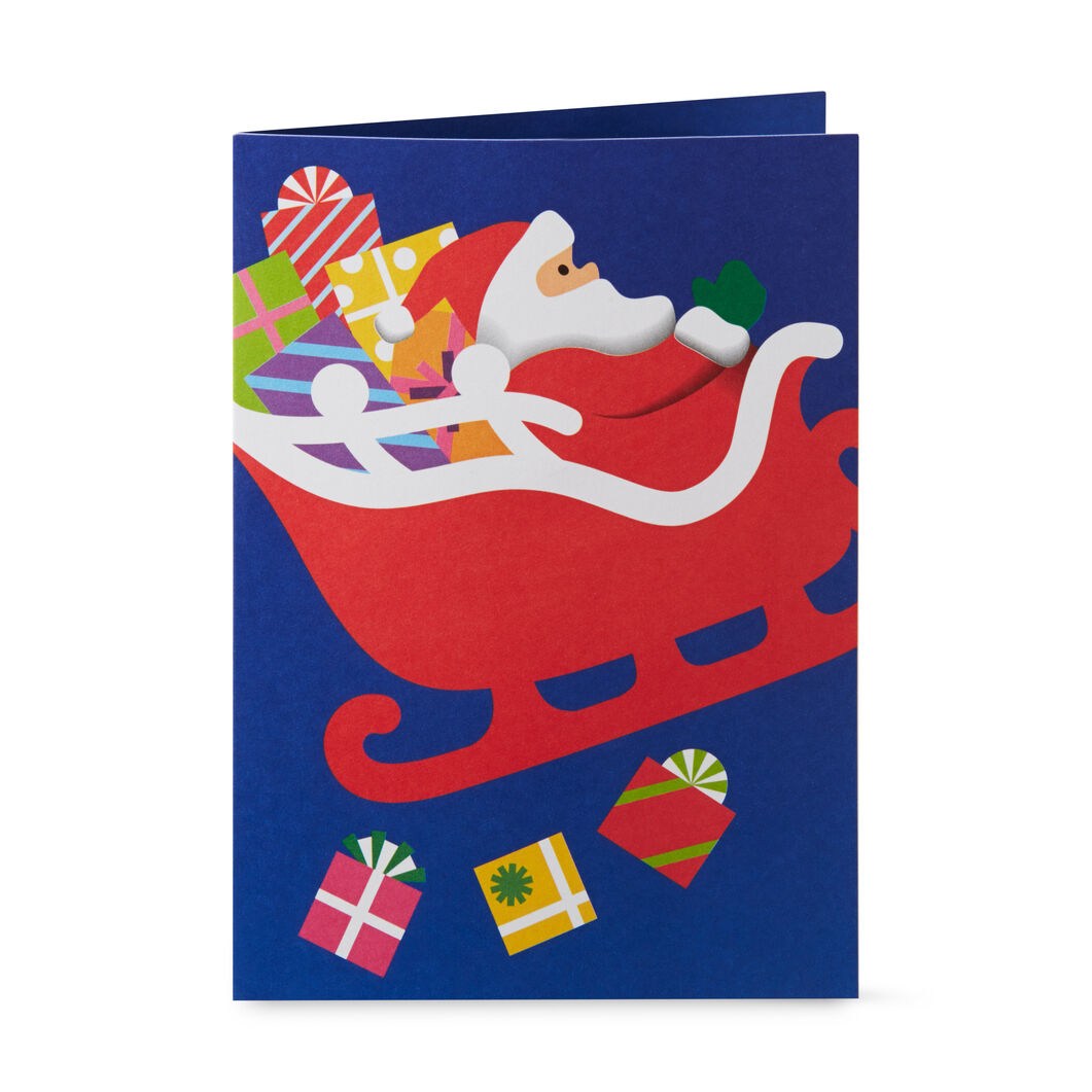 North Pole Voyage Holiday Cards (Box of 8) in color