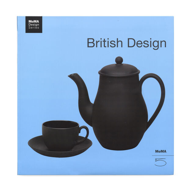MoMA Design Series: British Design (PB) in color