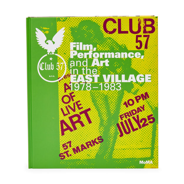 Club 57: Film, Performance, and Art in the East Village, 1978-1983 in color