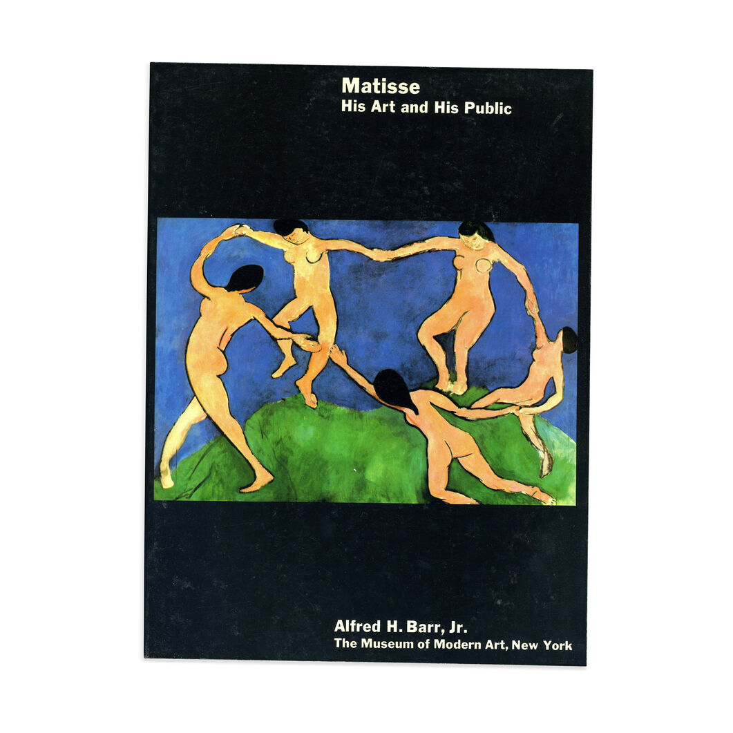 Matisse: His Art and his Public (2nd Edition revised) - Paperback in color