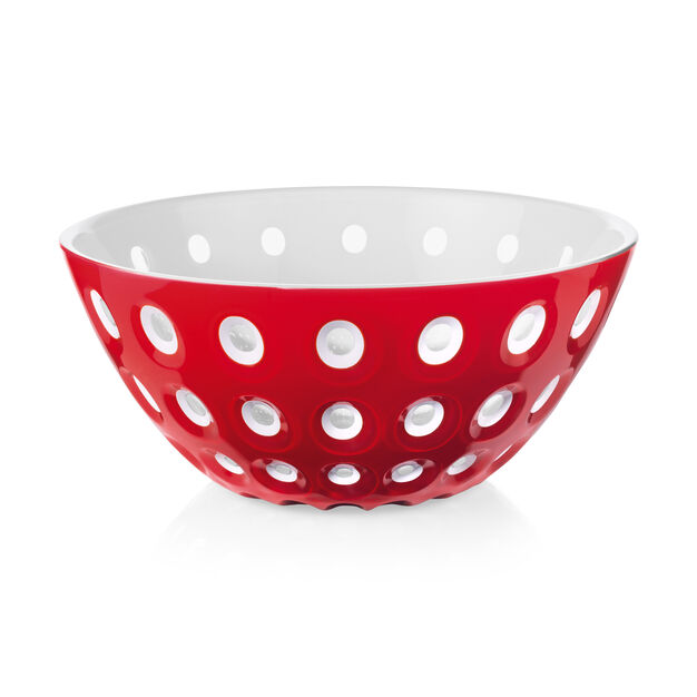 Le Murrine Bowl in color Red/ White
