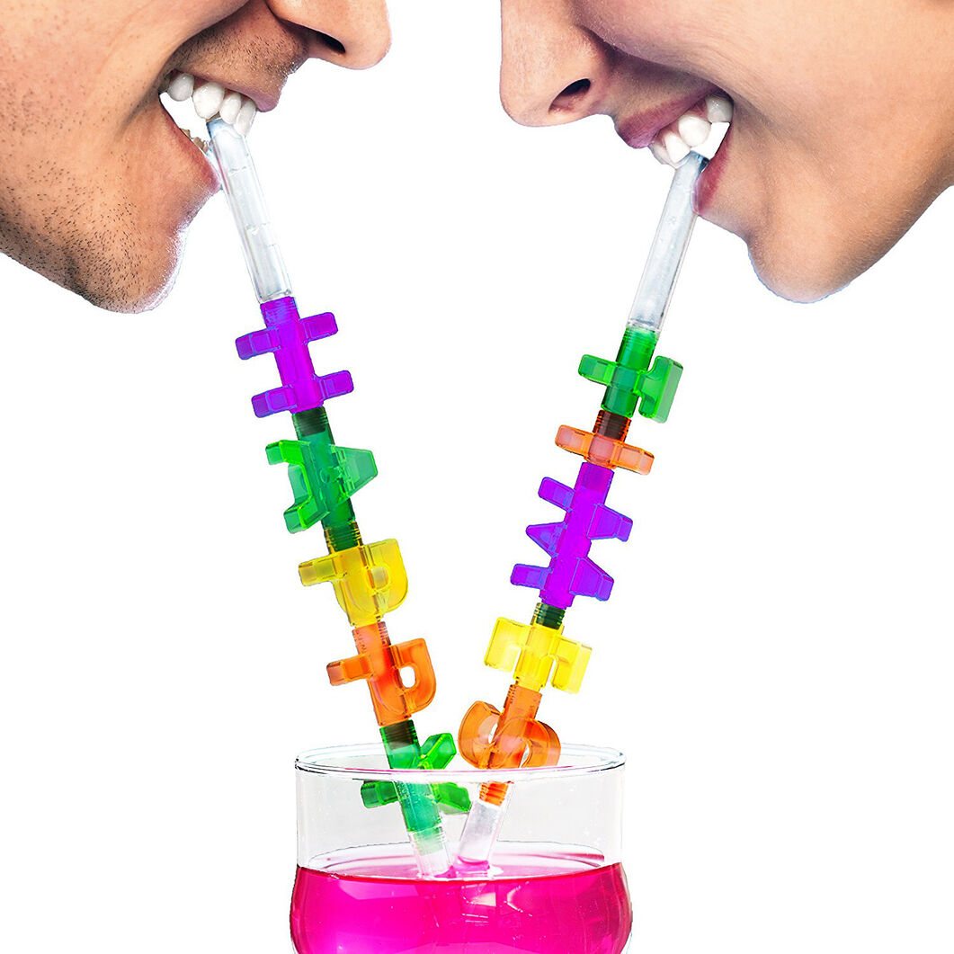 Spelly Straw Kit in color