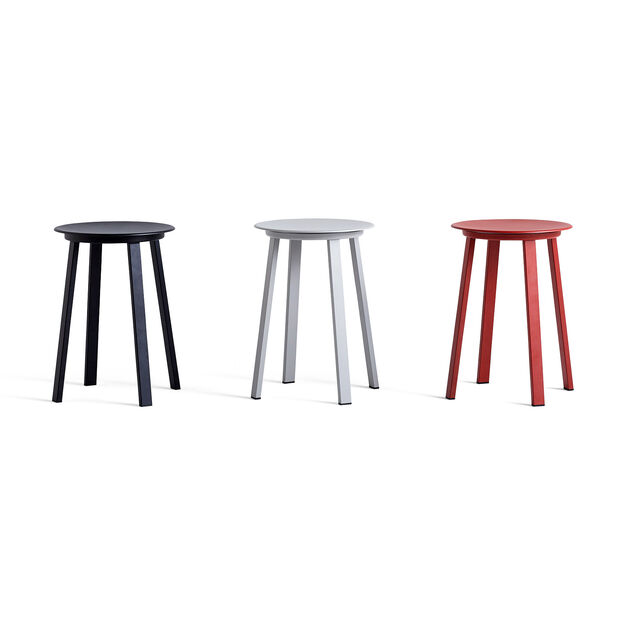 HAY Revolver Stool in color Black
