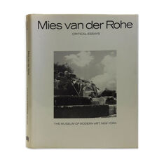 Mies van der Rohe: Critical Essays - Hardcover in color