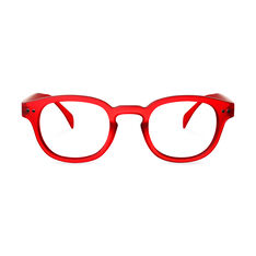 IZIPIZI Reading Glasses - Red 1.0 in color Red