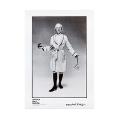 Andy Warhol: L'Uomo Vogue Poster in color