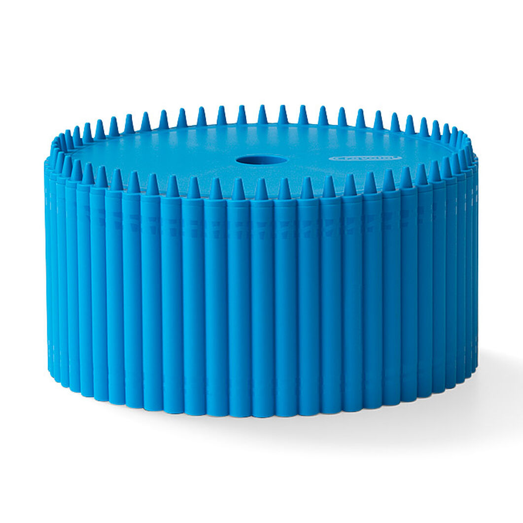 Crayola® Storage Bin with Lid in color Blue