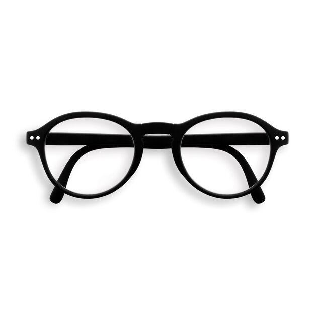 IZIPIZI Foldable Glasses #F in color Black