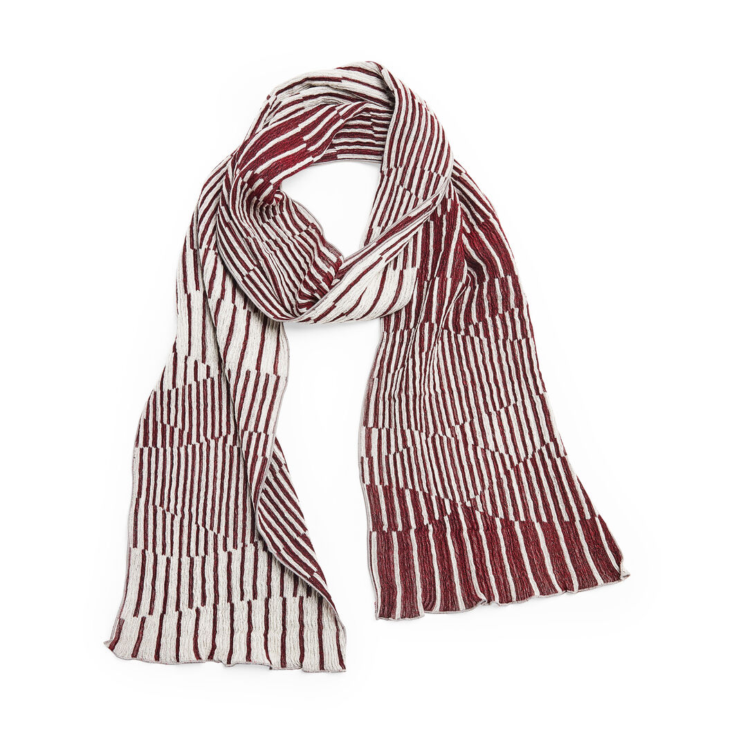 Surf Wool Scarf in color
