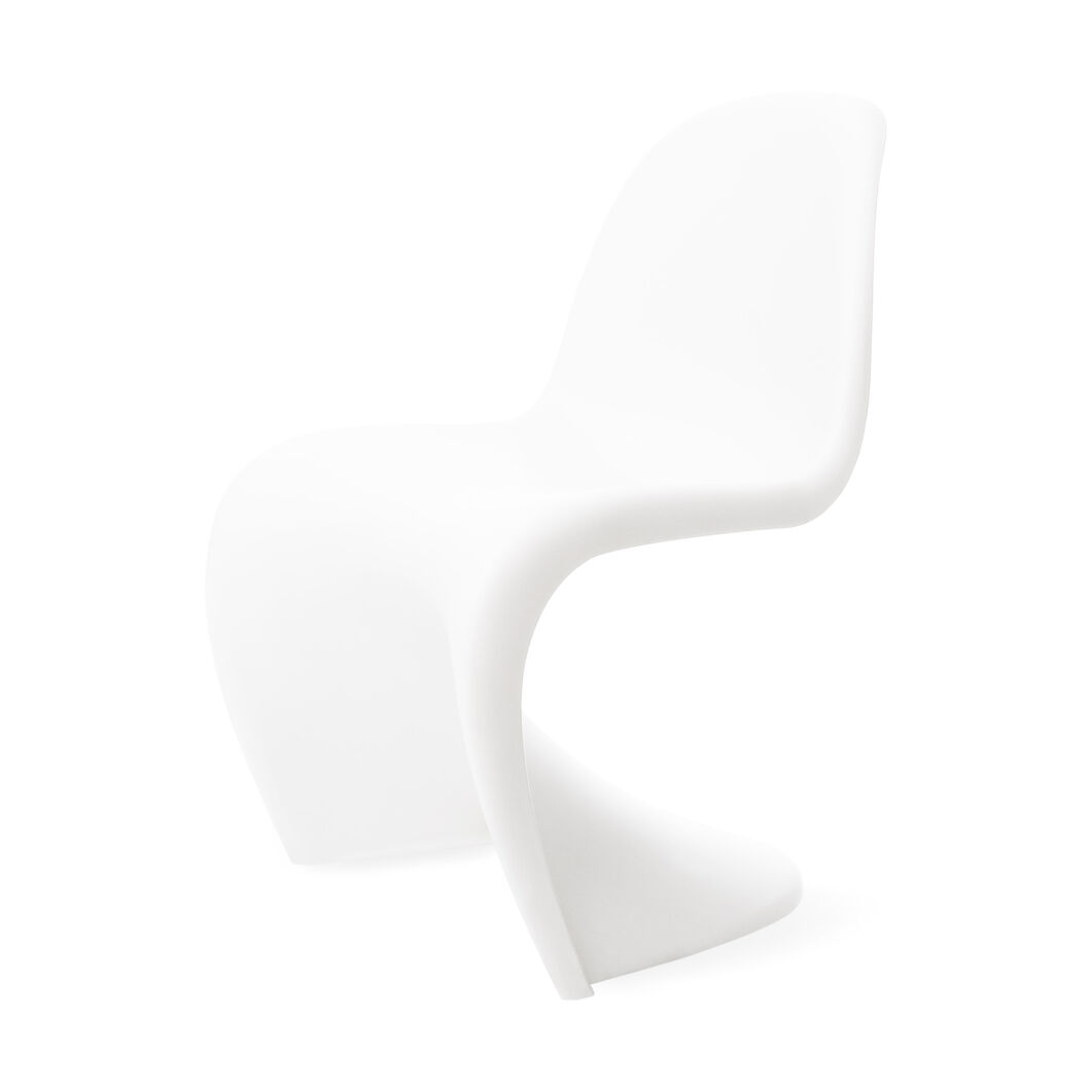 Panton Chair  White in color