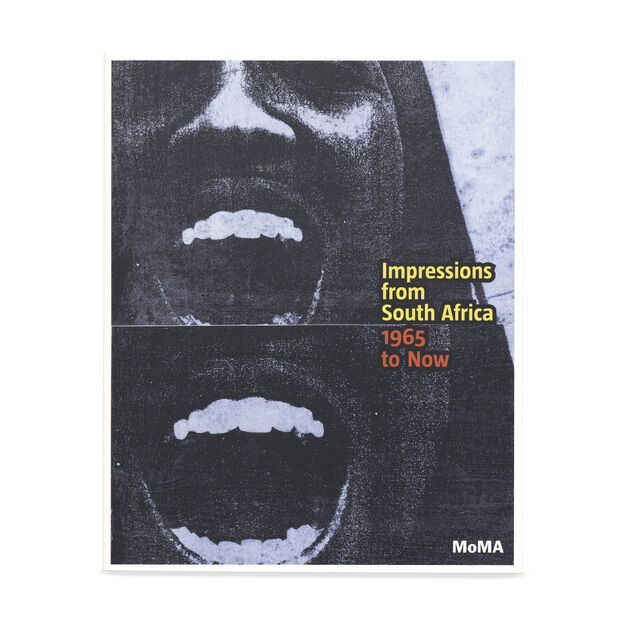 Impressions from South Africa 1965 to Now: Prints from The Museum of Modern Art in color