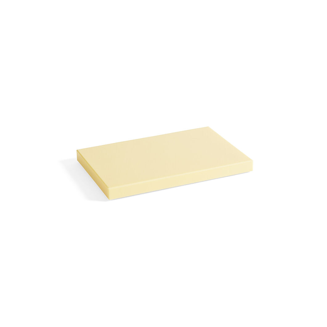 HAY Chopping Board in color Yellow