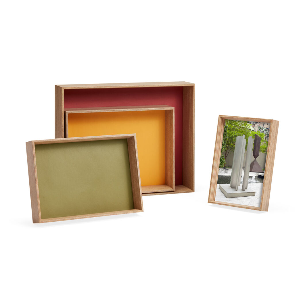 Nesting Picture Frame Set in color