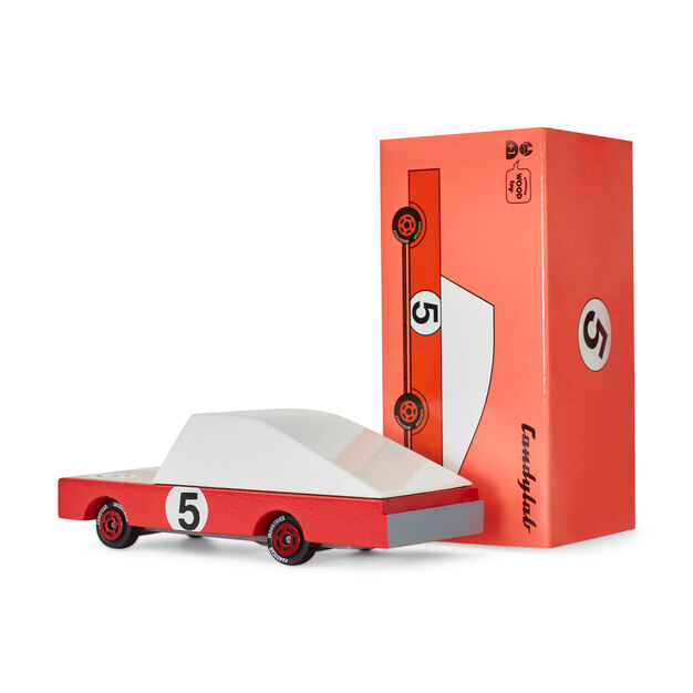 Candylab Toy Vehicles in color Red/ White