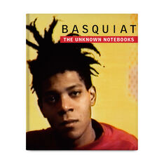 Basquiat: The Unknown Notebooks in color